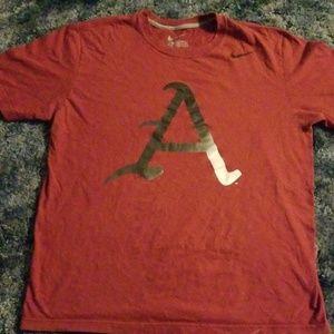 Arkansas Razorbacks tshirt